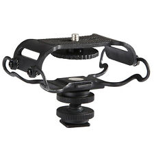 BOYA BY-C10 Universal Microphone and Portable Recorder Shock Mount - Fits t J4L3