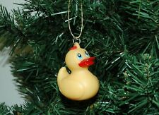 Rubber Ducky Christmas Ornament
