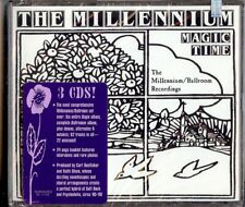 THE MILLENNIUM - MAGIC TIME               3 CD  2001  SUNDAZED MUSIC