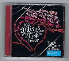TOUS EN COEUR - LIVE AU CHATELET - CD 14 TITRES - 2013 - NEUF NEW NEU