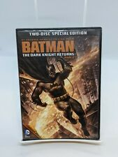 BATMAN THE DARK NIGHT RETURNS PART 2 DVD