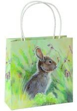 """Geschenktüte""""Rabbit in the Meadow""""Ostern*Frühling*Hase*Geschenk-Tasche*Tüte*IHR"""