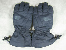 The North Face Youth Montana Gore-Tex Gloves TNF Black Sz MM