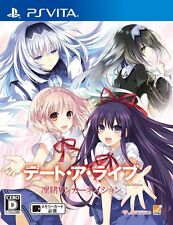 Used PlayStation PS Vita Date A Live Twin Edition: Rio Reincarnation
