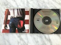 Bruce springsteen Born In The USA CD MADE IN JAPAN Columbia CK 38653 RARE! OOP!