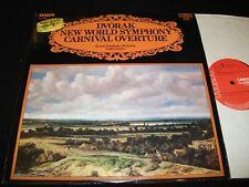 DVORAK°NEW WORLSYMPHONY<>ARTHUR FIEDLER<>Lp Vinyl<>UK.Pressing<>RCA CCV 5012