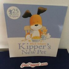Kipper's New Pet by Mick Inkpen - Story Picture Book - Paperback - New.