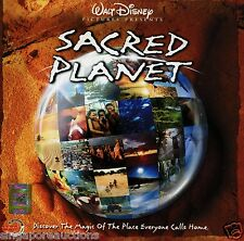 WALT DISNEY PICTURES PRESENTS SACRED PLANET (ORIGINAL VCD) *RARE & OUT OF PRINT*