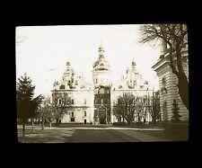 Caucase Ukraine c. 1900 - KIEV Laura Cathédrale - Verre Positif - 116