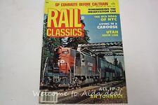 Rail Classics Magazine March 1983 Vol.12 - No.2
