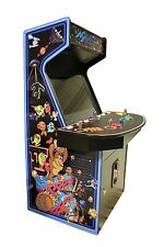 "2 Player 32"" Multi-Game Retro Home Classic Video Arcade #1 Rated MAME(tm) Ready"