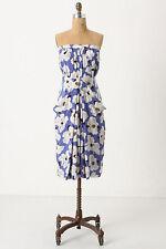 NWT Anthropologie Leifsdottir Vokko Floral Dress Size 8