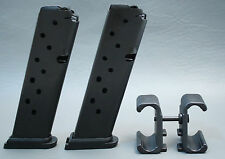 Hi-Point 995 995TS 9MM Magazines 2 10Rd & Stock Carrier Holder Mags  Clips Clip