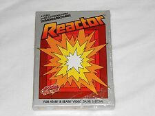NEW Reactor Atari 2600 BRAND NEW SEALED Game nuclear Parker Brothers reacter