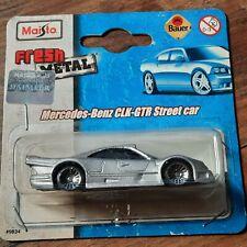 Maisto Mercedes Benz CLK-GTR Street car