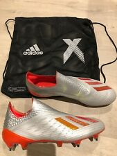 Adidas X 19+ SG Uk Size 12 RRP £199.95 - FREE ROYAL MAIL UK RECORED DELIVERY