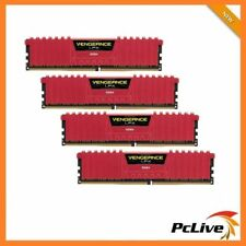 Corsair VENGEANCE LPX 32GB DDR4 2666Mhz Memory Gaming 4x8GB Desktop RAM Heatsink