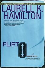 Flirt by Laurell K. Hamilton - 1st Edition HC - Anita Blake Vampire Hunter #18