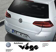 ORIGINALE VW GOLF VII GP RESTYLING NUOVO! ladekanten-schutz TRASPARENTE