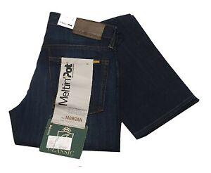 Meltin Pot MERCURYD1080 Jeans Uomo col Denim tg 30-70/% OCCASIONE