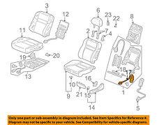 Honda Genuine 81537-SDB-A71 Seat Cushion Pad