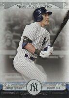 2015 Topps Museum Collection Baseball #77 Jacoby Ellsbury New York Yankees