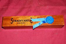 Cigar Box Wooden Stradivarius De Les Maestros One Ultra Premium Lonsdale Wood 1
