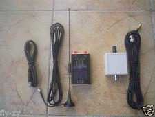 100KHz-1.7GHz full band UV HF RTL.SDR USB Tuner Receiver+ long-antenna balun 9:1