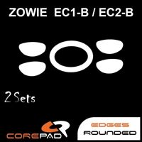 Corepad Skatez Zowie EC1-B EC2-B Ersatz PTFE Teflon® Mausfüße Hyperglides