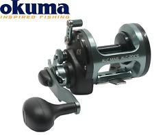 Okuma ALC-20CS Multirolle Rechtshand, Angelrolle zum Meeresfischen, Meeresrolle