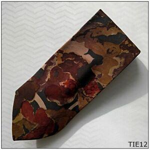 Giorgio Cellini 100% Silk Made In Italy Men's Tie (Tie12)