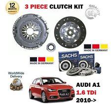 pour Audi A1 1.6 TDI 90BHP 105BHP 2010-2011 Neuf Kit d'em brayage COUVERCLE DE