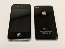 Apple iPhone 4 A1332 Black Smartphone LCD Screen/Battery/Casing/Camera ONLY