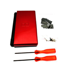 Red And Black Housing Shell Case For Nintendo DS Lite NDSL DSL Case