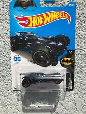 2015 Hot Wheels #329/365 Batman 1/5 Batman vs. Superman BATMOBILE