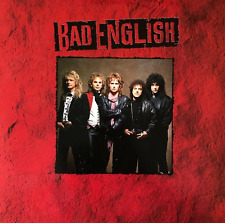 BAD ENGLISH ‎- Bad English (LP) (VG/VG-)