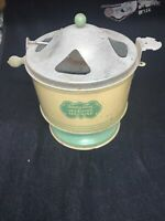 Vintage 1930's Sunny Suzy washing machine RARE Tin Toy