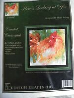 Here's Looking at You counted cross stitch kit Kustom Krafts Dyan Allaire sealed