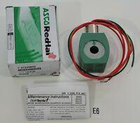 *NEW IN BOX* ASCO MP-C-080 SOLENOID VALVE COIL 120/60 110/50FT + WARRANTY!