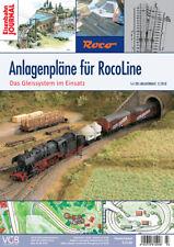 Eisenbahn Journal - Anlagenpläne für RocoLine 3-2018