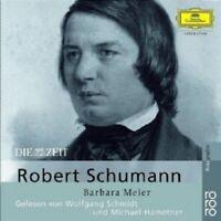 WOLFGANG SCHMIDT/SCHMIDT HAMETNER - ROMONO-ROBERT SCHUMANN  CD  HÖRBUCH  NEU