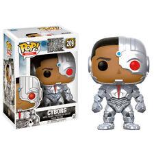 Funko POP DC Liga de la Justicia Cyborg (ENVÍO DESDE CANARIAS)