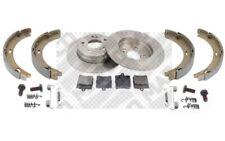 MAPCO Brake Kit Rear 47806/1