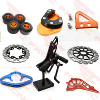 FXCNC Racing Motorcycle Modified Reft Part Accessories For KTM Duke 390 125 200