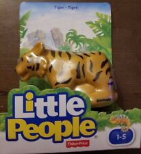 Fisher-Price Little People Tiger New 2014