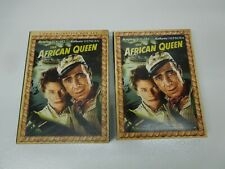 The African Queen (Dvd, 2010, Commemorative Box Set Dvd / Cd)