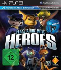 PlayStation Move Heroes PS3 Playstation 3 NEUF + EMBALLAGE ORIGINAL