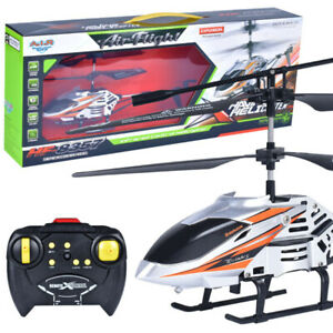 Kids RC Helicopter Remote Control Drone 3.5 Channel Flying Plane Model Toy Gifts