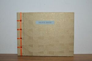 Dilige Deum - Eric Gill - Fleece Press Limited Edition 2016 (#22)