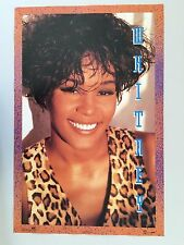 Whitney Houston, Photo By Randee St Nicholas ,Authentic 1993 Poster